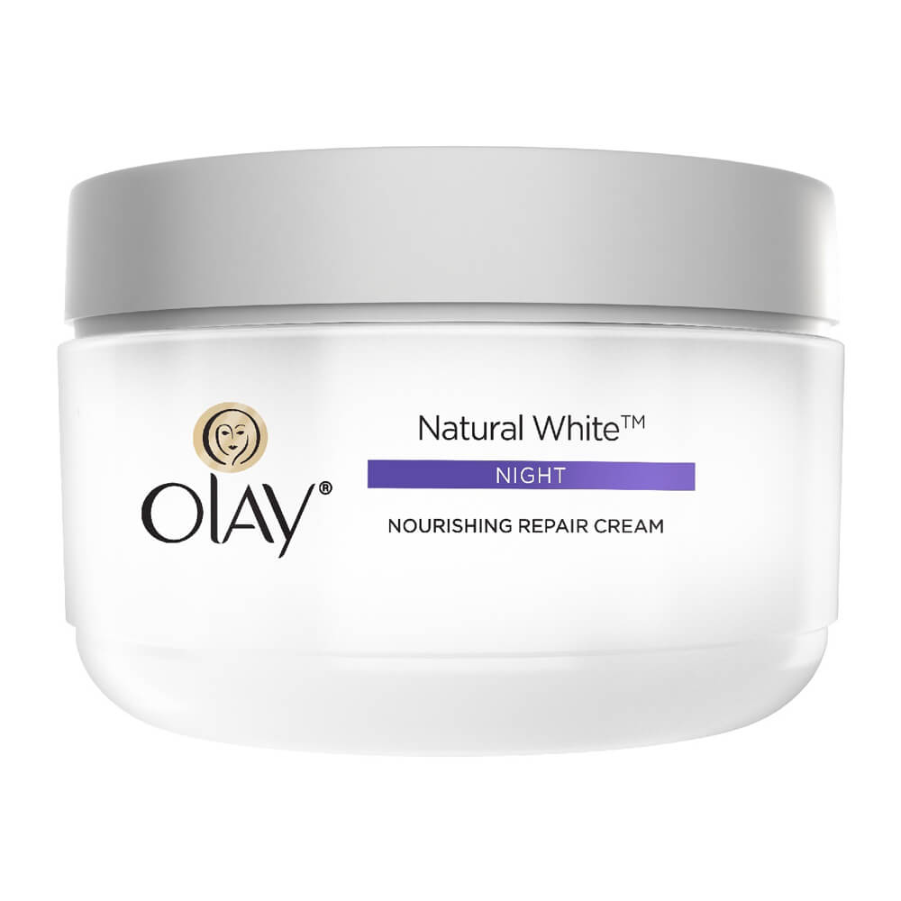 ... Natural White Night Repair Cream – CWNC507. Olay Products