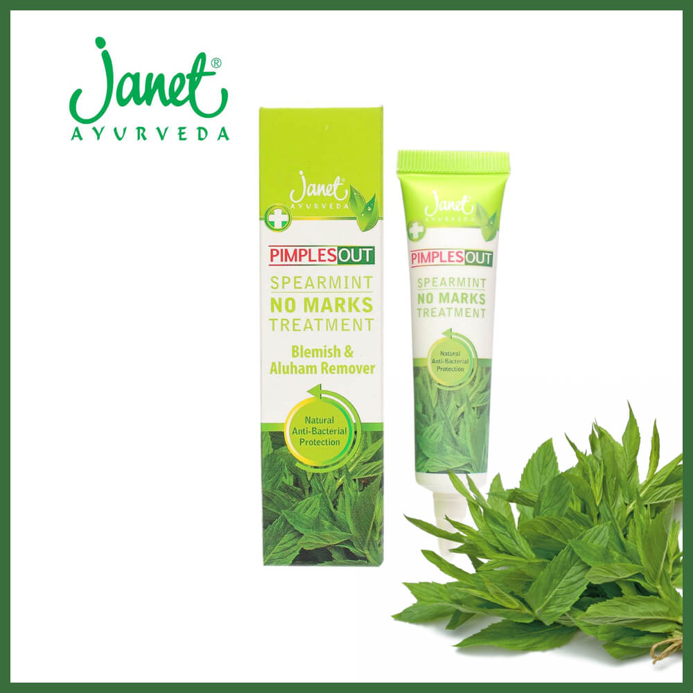 Janet Pimples Out Spearming No Marks Treatment Health And Beauty